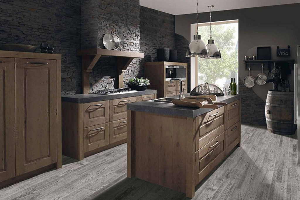 Oak Line keukens